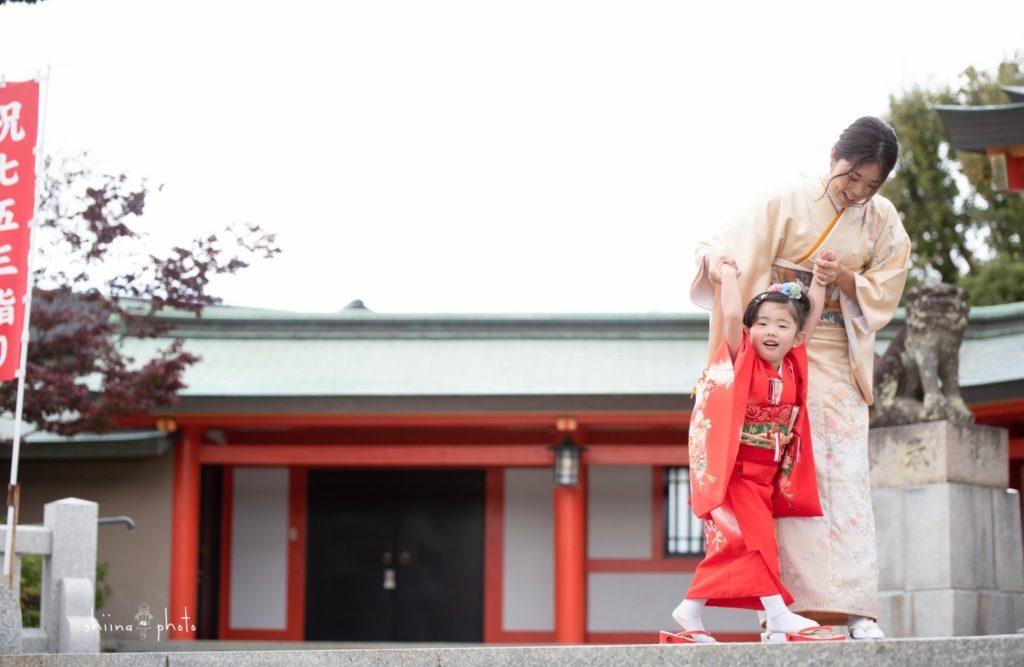 shiina photo(しいなフォト)七五三撮影